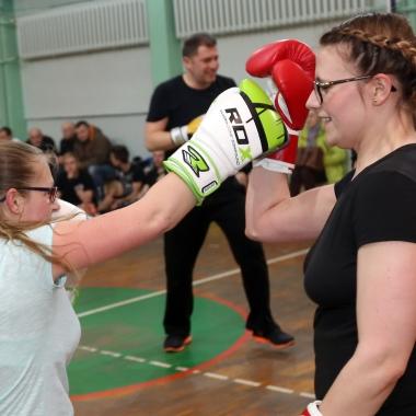Egzamin na stopnie szkoleniowe w kickboxingu_1