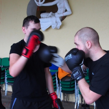 Egzamin w MPK na stopnie w kickboxingu_2