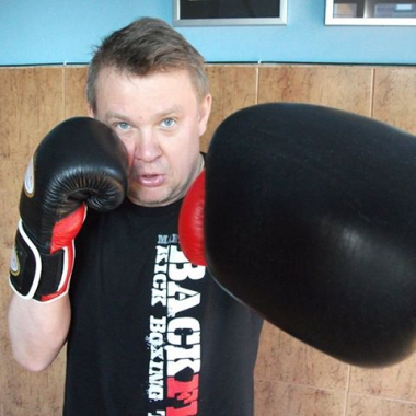 Boks - Trening personalny Artura
