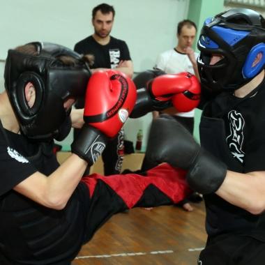 Egzamin na stopnie szkoleniowe w kickboxingu_4