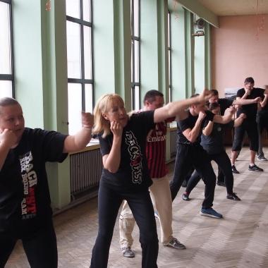 Egzamin w MPK na stopnie w kickboxingu_1