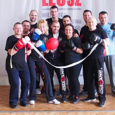 Egzamin w MPK na stopnie w kickboxingu_5