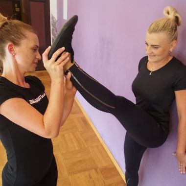 Kurs samoobrony dla kobiet w Rędzinach - Trening Personalny, Trener personalny Tomasz Boral_1