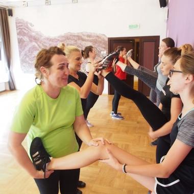 Kurs samoobrony dla kobiet w Rędzinach - Trening Personalny, Trener personalny Tomasz Boral_21