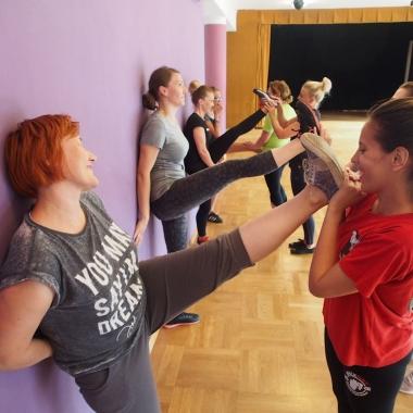 Kurs samoobrony dla kobiet w Rędzinach - Trening Personalny, Trener personalny Tomasz Boral_22