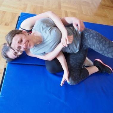 Kurs samoobrony dla kobiet w Rędzinach - Trening Personalny, Trener personalny Tomasz Boral_24