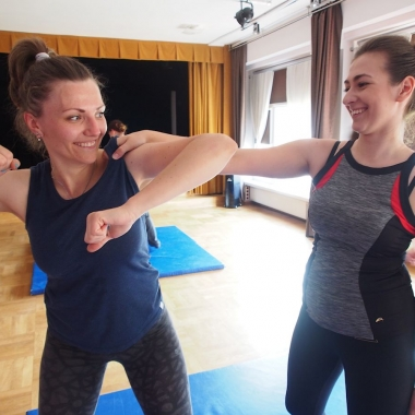 Kurs samoobrony dla kobiet w Rędzinach - Trening Personalny, Trener personalny Tomasz Boral_26