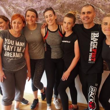 Kurs samoobrony dla kobiet w Rędzinach - Trening Personalny, Trener personalny Tomasz Boral_2