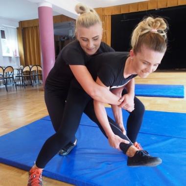 Kurs samoobrony dla kobiet w Rędzinach - Trening Personalny, Trener personalny Tomasz Boral_4