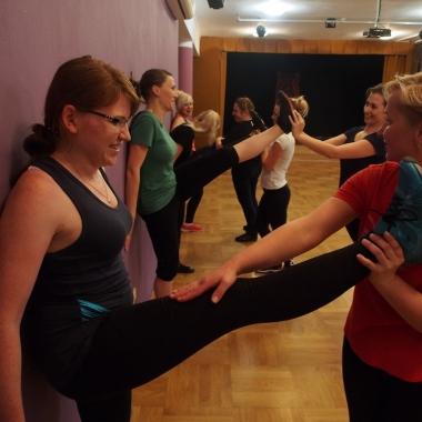 Kurs samoobrony dla kobiet w Rędzinach - Trening Personalny, Trener personalny Tomasz Boral_7