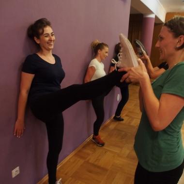 Kurs samoobrony dla kobiet w Rędzinach - Trening Personalny, Trener personalny Tomasz Boral_9