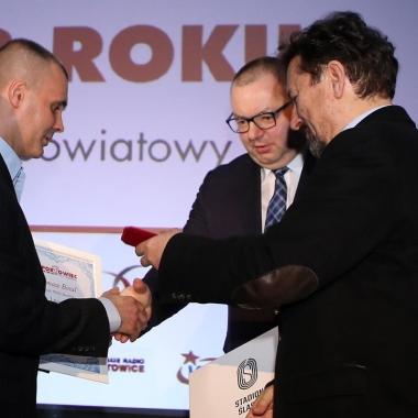 Laureat Plebiscytu Dziennika Zachodniego Sportowiec Roku - Trener Roku 2018_1