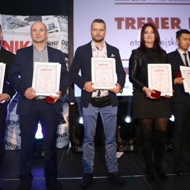 Laureat Plebiscytu Dziennika Zachodniego Sportowiec Roku - Trener Roku 2018_2