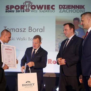 Laureat Plebiscytu Dziennika Zachodniego Sportowiec Roku - Trener Roku 2018_3