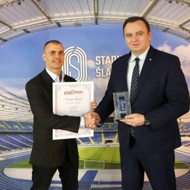 Laureat Plebiscytu Dziennika Zachodniego Sportowiec Roku - Trener Roku 2018_9