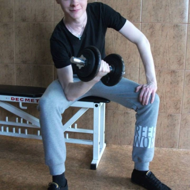 Trening siłowo-wytrzymałościowy Mateusza_4