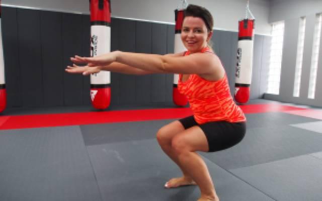 Trening gimnastyki porannej żyj zdrowo i trenuj codziennie